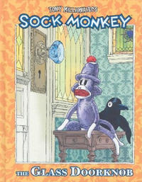 Cover Thumbnail for Sock Monkey: The Glass Doorknob (Dark Horse, 2002 series)