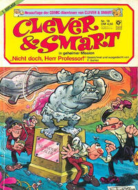 Cover Thumbnail for Clever & Smart (Condor, 1979 series) #18