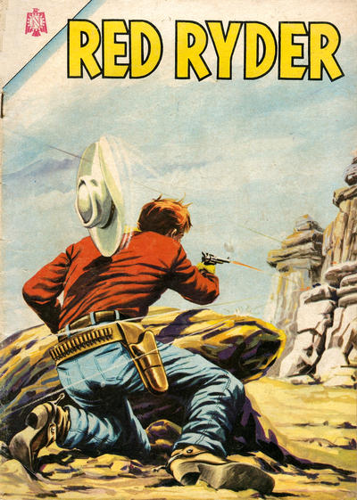 Cover for Red Ryder (Editorial Novaro, 1954 series) #139