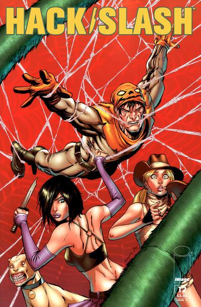 Cover for Hack/Slash (Image, 2011 series) #12