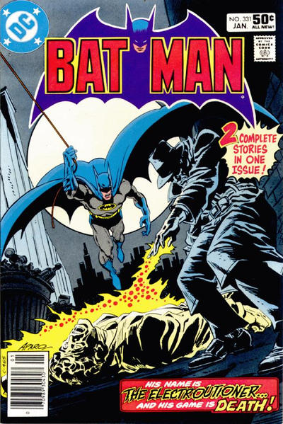Cover for Batman (DC, 1940 series) #331 [Direct Sales]