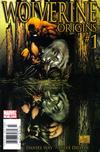 Cover for Wolverine: Origins (Marvel, 2006 series) #1 [Newsstand]