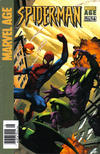 Cover for Marvel Age Spider-Man (Marvel, 2004 series) #16 [Newsstand Edition]