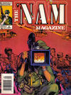 Cover for The 'Nam Magazine (Marvel, 1988 series) #2 [Newsstand Edition]