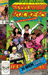 Cover for Steeltown Rockers (Marvel, 1990 series) #6 [Direct]