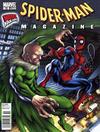 Cover for Spider-Man Magazine (Marvel, 2008 series) #15