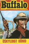 Cover for Buffalo Bill / Buffalo [delas] (Semic, 1965 series) #3/1970