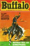 Cover for Buffalo Bill / Buffalo [delas] (Semic, 1965 series) #3/1971
