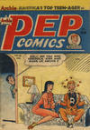 Cover for Pep Comics (Bell Features, 1948 series) #69