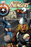 Cover for AAFES 10th Edition [New Avengers: X Exchange] (Marvel, 2010 series) #[nn]