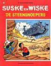 Cover for Suske en Wiske (Standaard Uitgeverij, 1967 series) #130 - De steensnoepers