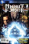 Cover for Night Force (DC, 2012 series) #1