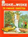 Cover for Suske en Wiske (Standaard Uitgeverij, 1967 series) #209 - De kwaaie kwieten