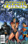 Cover Thumbnail for Infinite Crisis (2005 series) #1 [Newsstand]