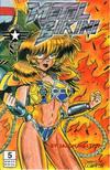 Cover for Metal Bikini (Academy Comics Ltd., 1996 series) #5