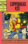 Cover for Sheriff Classics (Windmill Comics, 2011 series) #9251 [Tweede druk]