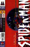Cover for Spider-Man: The Manga (Marvel, 1997 series) #2