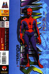 Cover for Spider-Man: The Manga (Marvel, 1997 series) #4