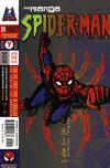 Cover for Spider-Man: The Manga (Marvel, 1997 series) #7