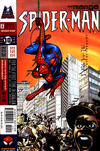 Cover for Spider-Man: The Manga (Marvel, 1997 series) #10