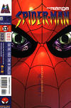Cover for Spider-Man: The Manga (Marvel, 1997 series) #13