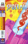 Cover for Spider-Man: The Manga (Marvel, 1997 series) #25