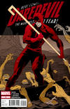 Cover for Daredevil (Marvel, 2011 series) #9