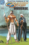 Cover for Gold Digger Sourcebook (Antarctic Press, 2006 series) #19