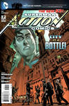 Cover for Action Comics (DC, 2011 series) #7 [Direct Sales]