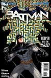 Cover for Batman (DC, 2011 series) #5 [Chris Burnham Cover]