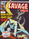 Cover for Savage Action (Marvel UK, 1980 series) #12