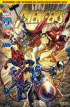 Cover for Avengers (Panini France, 2012 series) #1