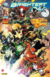 Cover for Brightest Day (Panini France, 2011 series) #1