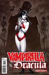 Cover for Vampirella vs. Dracula (Dynamite Entertainment, 2012 series) #2