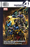 Cover Thumbnail for Fantastic Four (1998 series) #559 [Newsstand Edition]