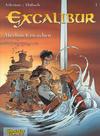 Cover for Excalibur (Carlsen Comics [DE], 2001 series) #1 - Merlins Erwachen