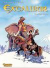 Cover for Excalibur (Carlsen Comics [DE], 2001 series) #4 - Merlins Zorn