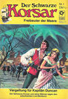 Cover for Der schwarze Korsar (Condor, 1972 series) #1