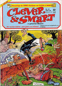 Cover Thumbnail for Clever & Smart (Condor, 1979 series) #34