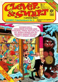 Cover Thumbnail for Clever & Smart (Condor, 1982 series) #3