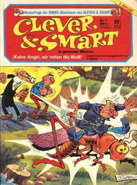 Cover Thumbnail for Clever & Smart (Condor, 1979 series) #7