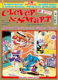 Cover Thumbnail for Clever & Smart (Condor, 1986 series) #47