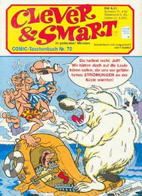 Cover Thumbnail for Clever & Smart (Condor, 1982 series) #70