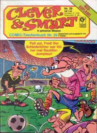 Cover Thumbnail for Clever & Smart (Condor, 1982 series) #29