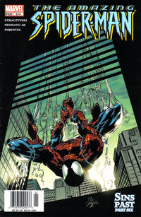 Cover Thumbnail for The Amazing Spider-Man (Marvel, 1999 series) #514 [Newsstand Edition]