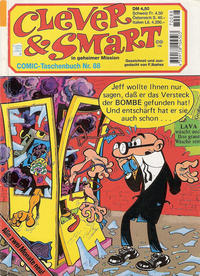 Cover Thumbnail for Clever & Smart (Condor, 1982 series) #88