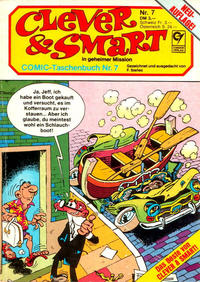 Cover Thumbnail for Clever & Smart (Condor, 1982 series) #7