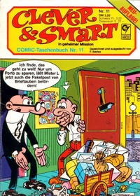 Cover Thumbnail for Clever & Smart (Condor, 1982 series) #11