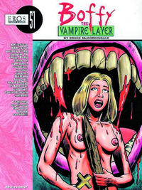 Cover Thumbnail for Eros Graphic Albums (Fantagraphics, 1991 series) #51 - Boffy the Vampire Layer