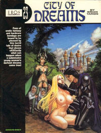 Cover Thumbnail for Eros Graphic Albums (Fantagraphics, 1991 series) #23 - City of Dreams